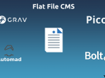 Reasons to use flat file CMS